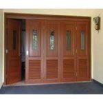 pintu garasi besi kuat